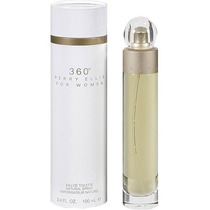 Perfume White 360 De Perry Ellis, Katy Perry, Lancome Guess