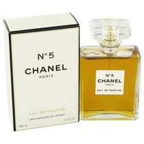Perfume Chanel Nº 5 Dama 100ml
