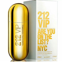 212 Vip Dama Carolina Herrera 80ml Original