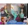 Ana & Elsa Frozen En Bicicleta Musical Disney Original