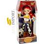 Muñeca Jessie 40cm Toy Story Habla En Ingles Original Disney