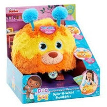 Disney Doctora Juguetes Spin N Whirl Squibbles Plush