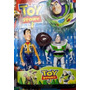 Woody Y Buzz Lightyear Toy Story 3 Articulado