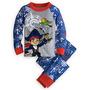 Pijama Niño Disney Store Jake Piratas O Mickey Mouse Talla 2