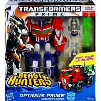 Transformers Beast Hunters - Optimus Prime - Vlf