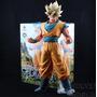 Muñecos De Dragon Ball Z(gokou,vegeta,gogeta,broli) 26cm