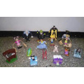Colección Muñequitos Mac Donalds