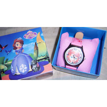 Relojes Monster High, Princesas, Minions, Frozen, Barbie Y M