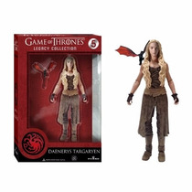 Game Of Thrones Daenerys Targaryen Figura Original De Lujo