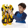 Transformers In Disguise Super Bumblebee Hasbro Gigante
