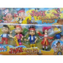 Set De Figuras De Jake