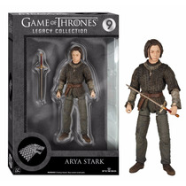 Game Of Thrones Arya Stark Figura Original De Lujo