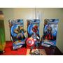 Set De Capitan America Y Hulk, Ironman Y Thor