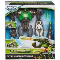 Max Steel , Cytro Asalto De Tanque Original De Mattel Nuevo