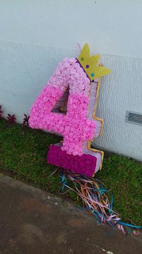 Piñatas De Lujo, Foami, Tela, Anime, Decoraciones Festejo