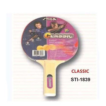 Raqueta De Ping Pong Classic Marca Stiga.