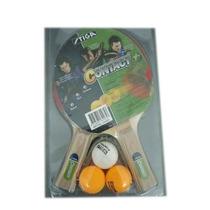 Set De Ping Pong Stiga Contact 2 Raquetas, 3 Pelotas.