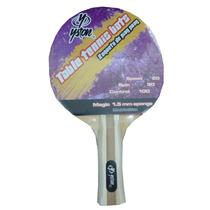 Raqueta De Ping Pong Classic Marca Yston