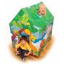 Casita Juego Safari Para Niños Intex 95x75x107 Cm