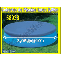 Cobertor De Piscinas Inflables 305 Cm Diametro Intex Bestway