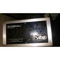 Amplificador Lanzar Vibe Mono Block, 1600 Watts Pro Exper