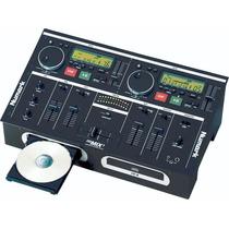 Consola Cd Player Mixer Numark Usado Oferta Musica