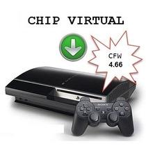 Chip Virtual Ps3 Fat Y Slim Cualquier Version Fw + Online