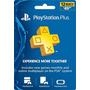 Membresia Playstation Plus 12 Meses Psn Digital!
