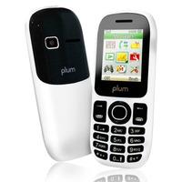 Celular Economico Plum Slick Mp3 Cam1.3mp Video 2sim 32gb Sd
