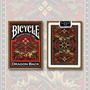 Cartas/barajas Bicycle Dragon Gold.magia Y Juego.made In Usa