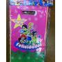 Bolsas Para Cotillón Fiesta Infantiles Princesas De 10 Unid