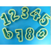 Cortadores De Masa Repostería Numero