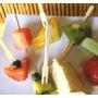 Pincho Palillo Bambu Brocheta Altura Chino Japones Catering