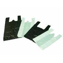 Bolsas Plasticas Con Asa Por Bulto De 1.000 Unid 10 Y 20 Kgs