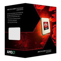 Procesador Amd Fx 8320 Black Edition 4.0ghz/8 Mb Cache