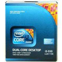 Procesador Intel Core I3 550 3.2 Ghz Lga 1156