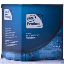 Procesador Intel G2030 3ghz 3mb Cache Lga1155 55w