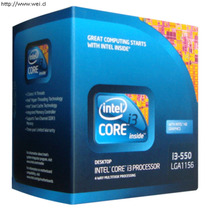 Procesadorintel® Corei3-550 3.20 Ghz + Ram 2gb Ddr3