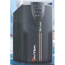 Ups Avtek 600va Con Regulador De Voltaje