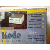 Regulador De Voltaje Para Computadora Kode Original