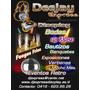 Alquiler De Discplay - Dj - Sonido Profesional - Plasmas 42