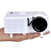 Mini Proyector Video Beam 320x240 Hdmi Vga Rca Sd 60 Pulgada