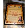 Placas Reconocimiento, 20x25cmts, Fabrica Todo En P.o.p.