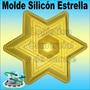 Molde Silicón Modelo Estrella Torta Quesillo Gelatina Y Mas