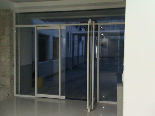Puertas Bancarias En Vidrio Templado