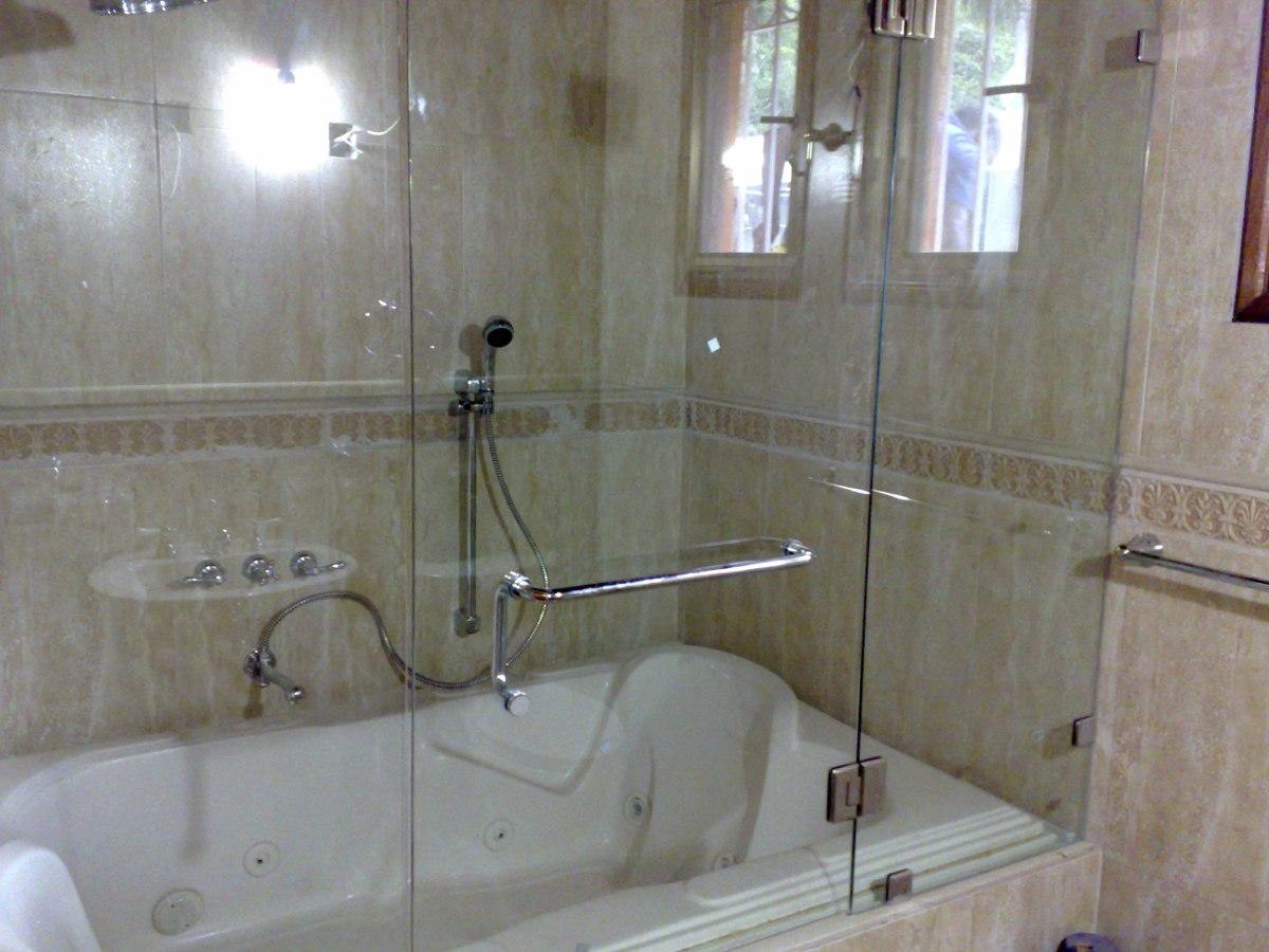 Puertas Para Baño En Cristal Templado - Caracas - Sucre ...