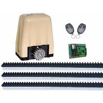 Kit Portón Eletrico Motor Rossi Automatizador Dz3