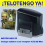 Motor Eléctrico Para Puertas Y Portones 500kg Neo E5