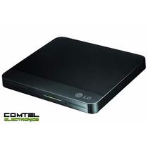 Unidad Quemadora Dvd Externa Portátil Lg Gp50nb40 8x Slim