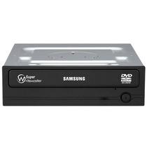 Samsung Dvd+r 24x Sata Sh-224db Bebe Quemadora Interna